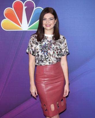 NEW YORK, NY - MAY 12: Actress Casey Wilson from