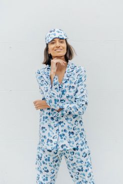 No Monday Blues Long Sleepwear Set