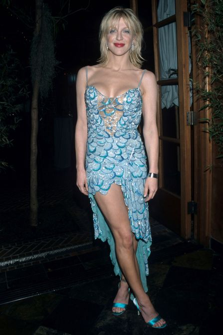 90s Fashion Queen Courtney Love\'s Best Looks -- The Cut