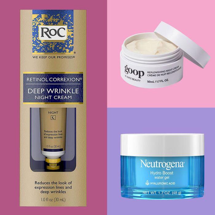 De beste nachtcrèmes, volgens dermatologen en gezichtsbehandelingen