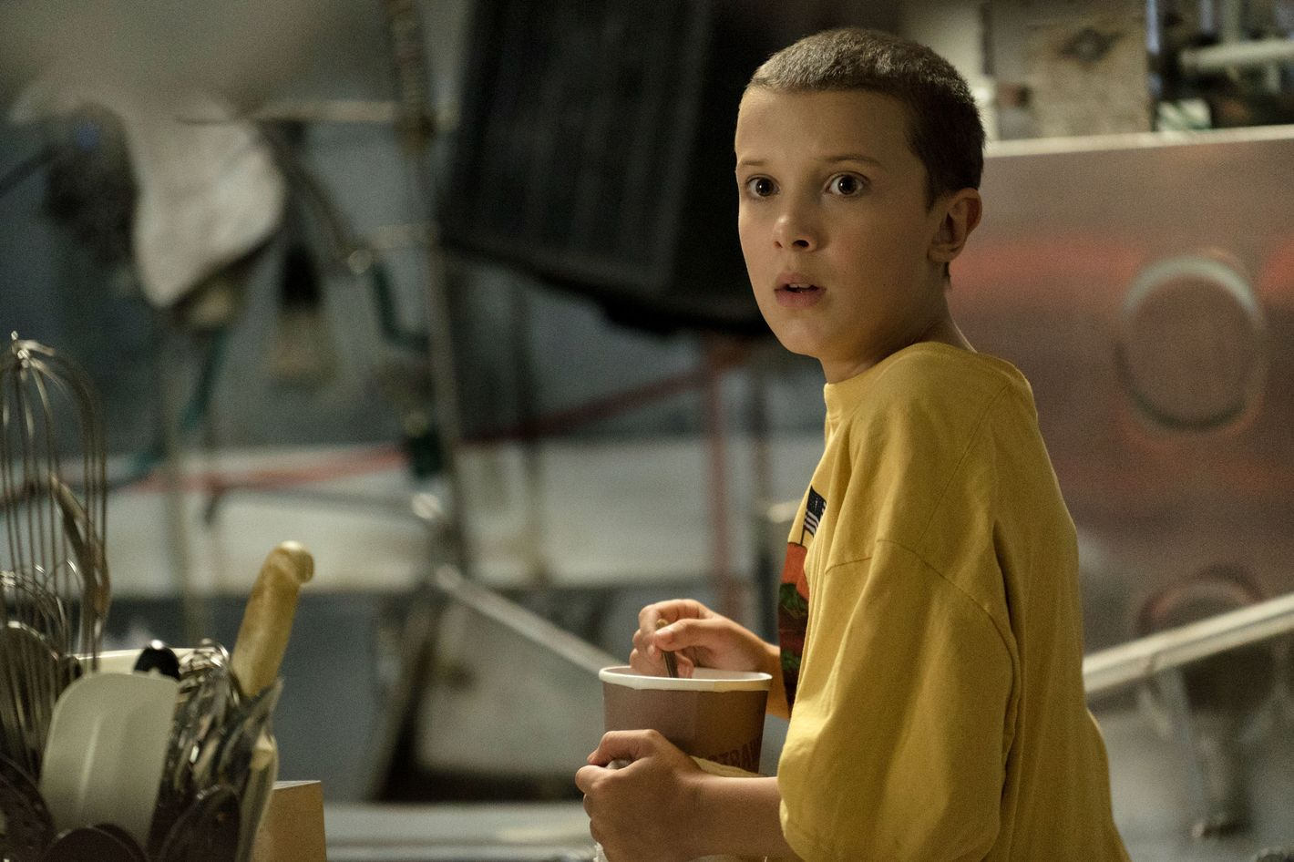 millie bobby brown is reportedly returning as eleven for stranger