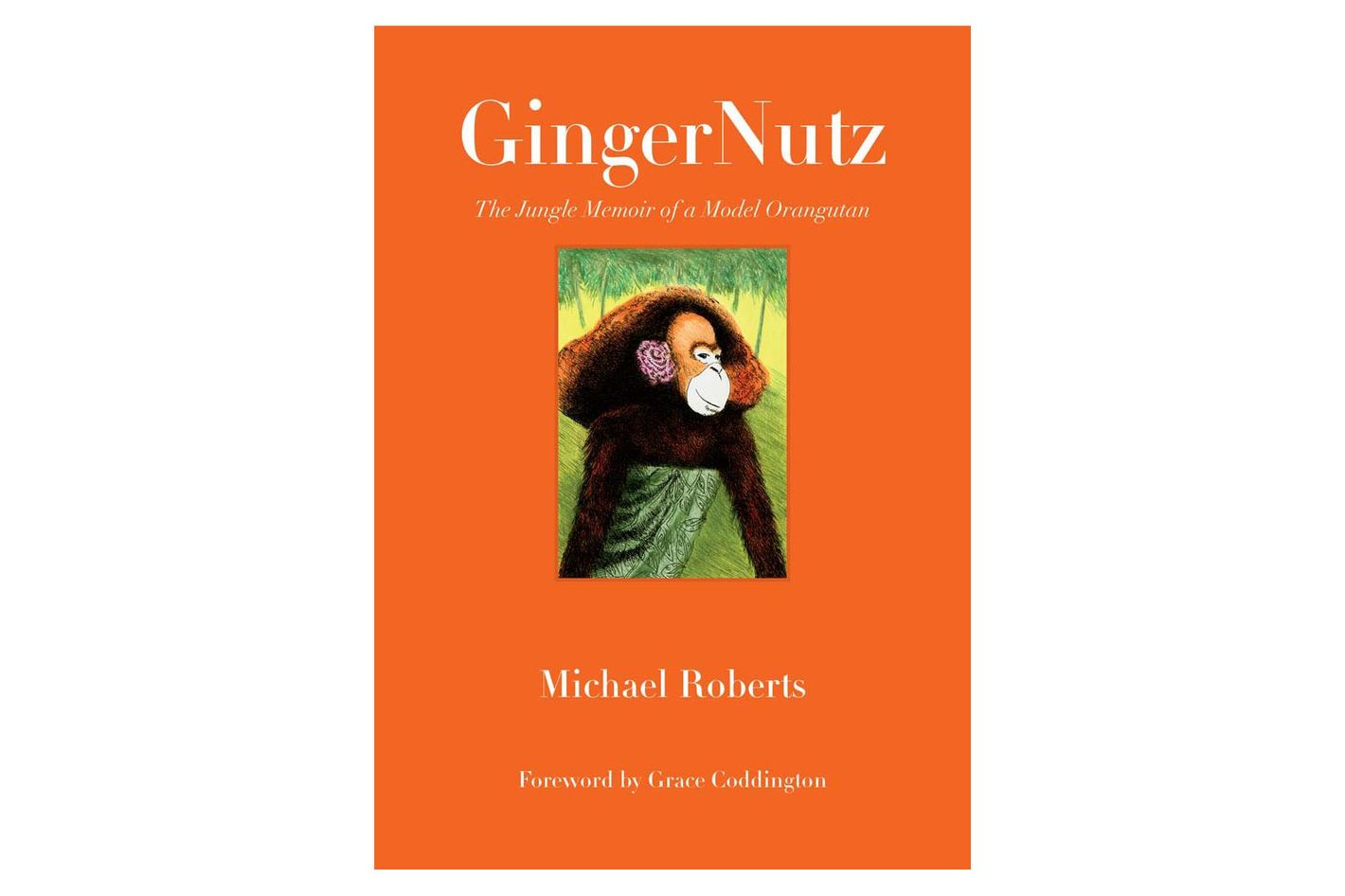 GingerNutz: The Jungle Memoir of a Model Orangutan