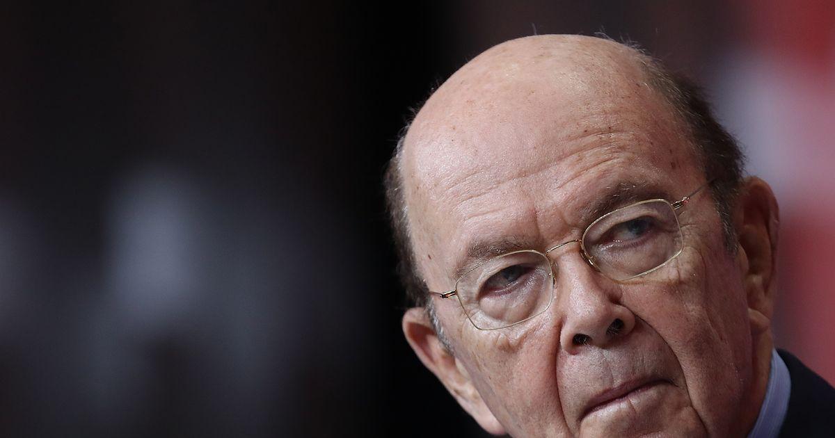 Commerce Sec. Wilbur Ross Falls Asleep in Meetings: Report