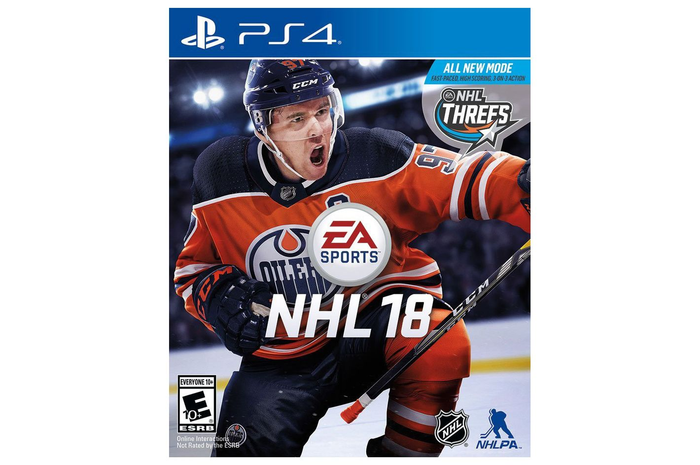 NHL 18 — PlayStation 4