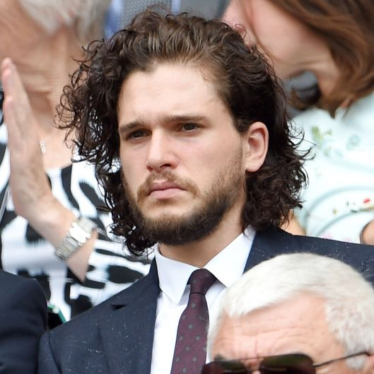 Kit Harington: Kit Harington's Real Life Becomes A GOT Spoiler -- Vulture
