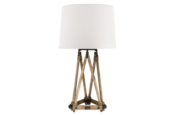 Quincy table lamp by Ralph Lauren