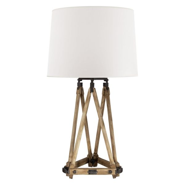 Quincy table lamp by Ralph Lauren