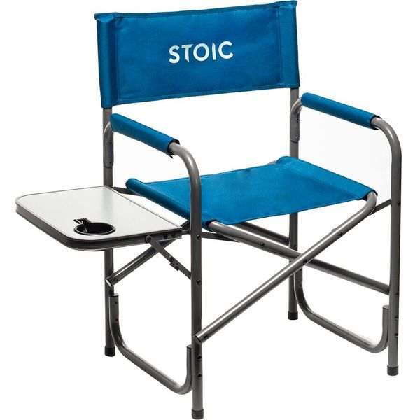 Stoic Fireside Side Table Camp Chair