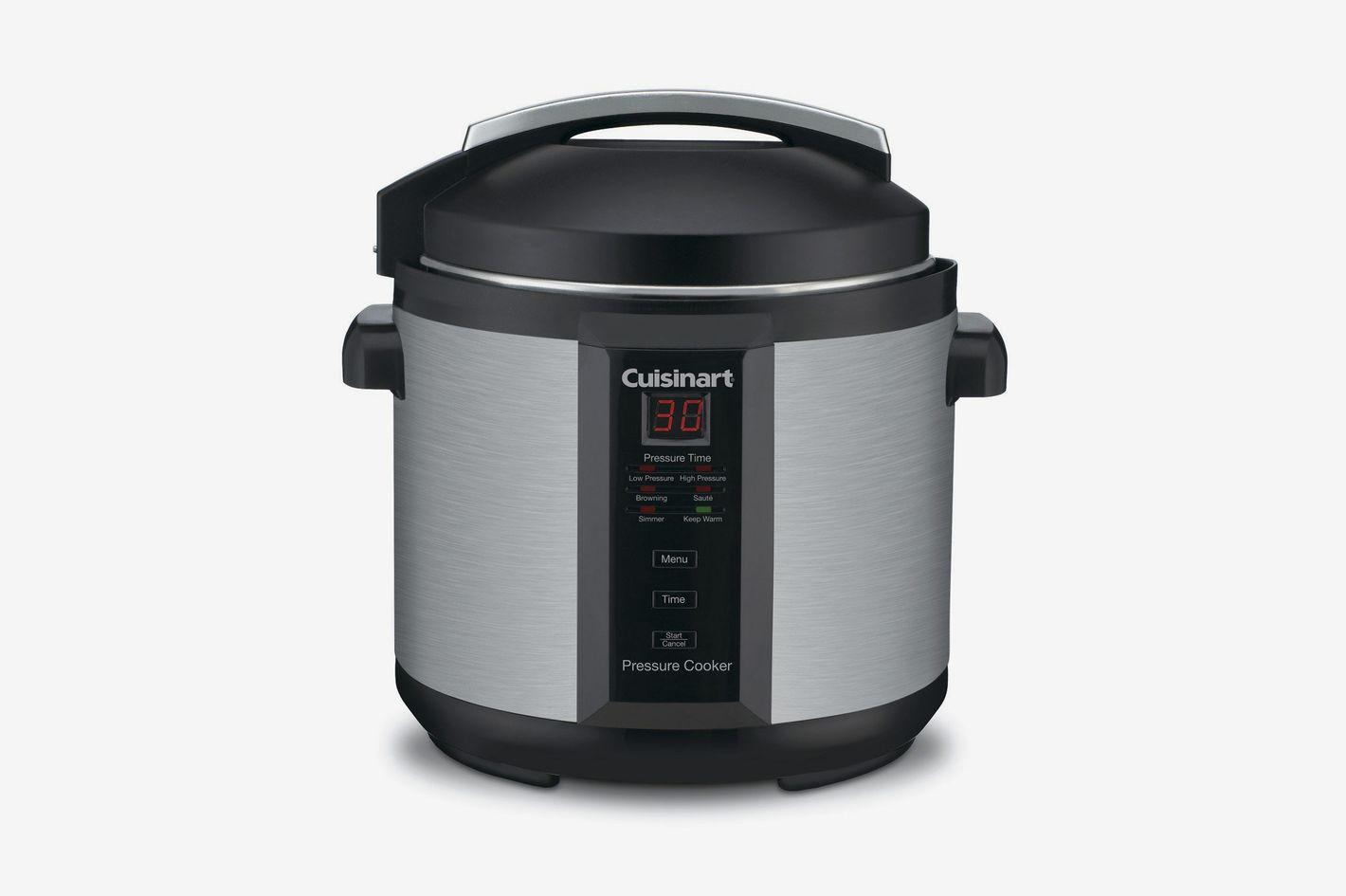 Cuisinart CPC-600AMZ 1000-Watt 6-Quart Electric Pressure Cooker