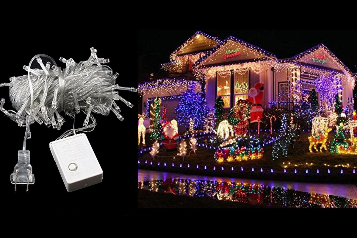 13 Best Christmas Lights, String Lights 2017