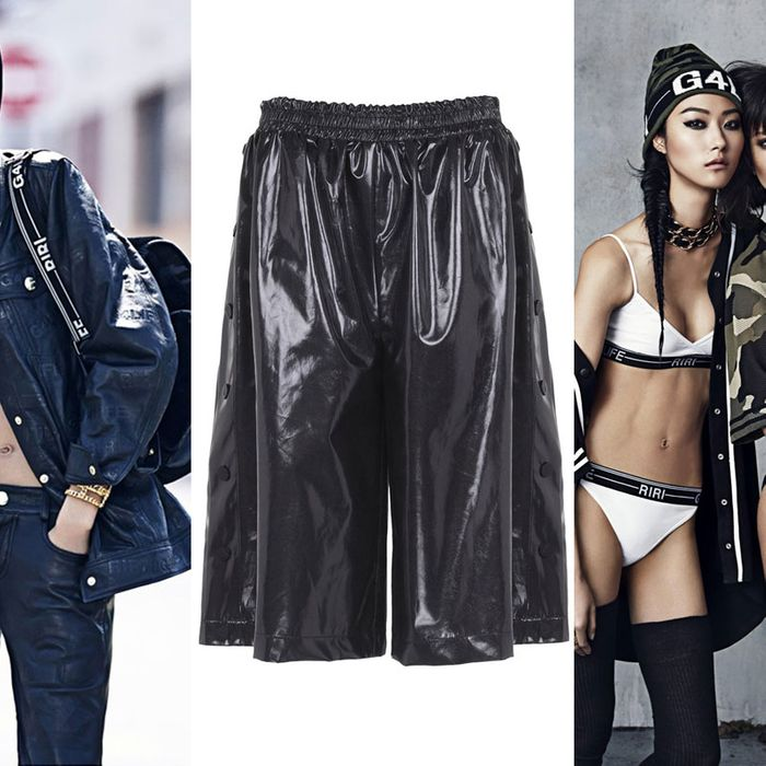 Rihanna's new collection.