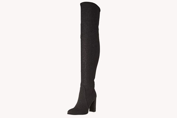 Marc Fisher Women's Nella Over the Knee Boot
