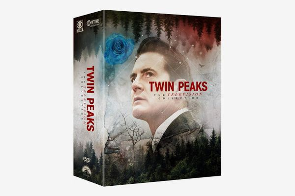 Twin Peaks: The Television Collection DVD Box Set