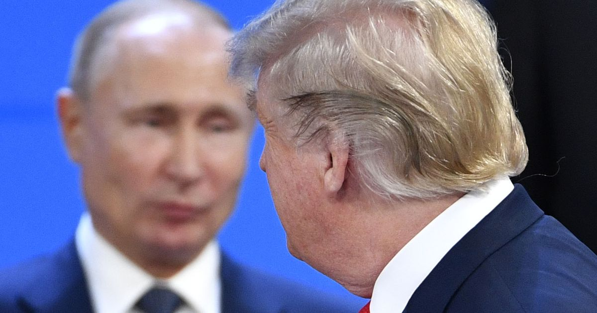 Mueller Is Investigating Trump As a Russian Asset