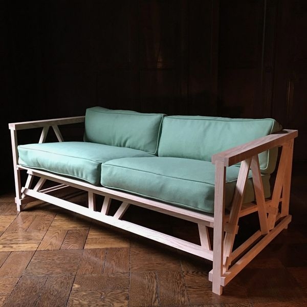 Furniture by Marc Hundley