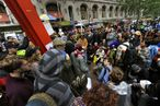 Should Liberals Like Occupy Wall Street?