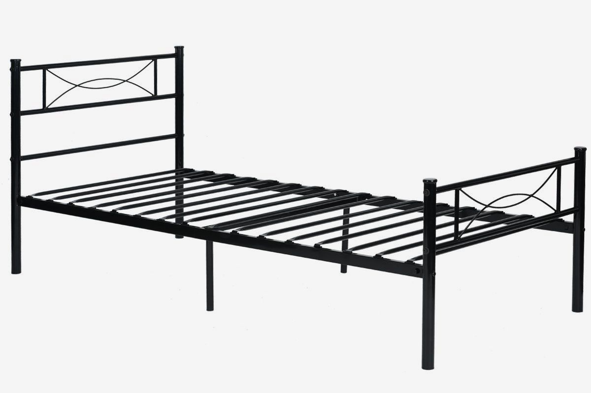 SlimLife Metal Bed Frame — Twin