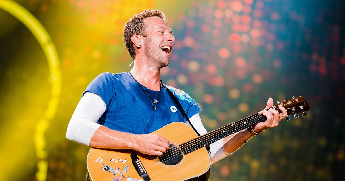 Get Ready for Two Coldplay Albums, 100 Years in the Making