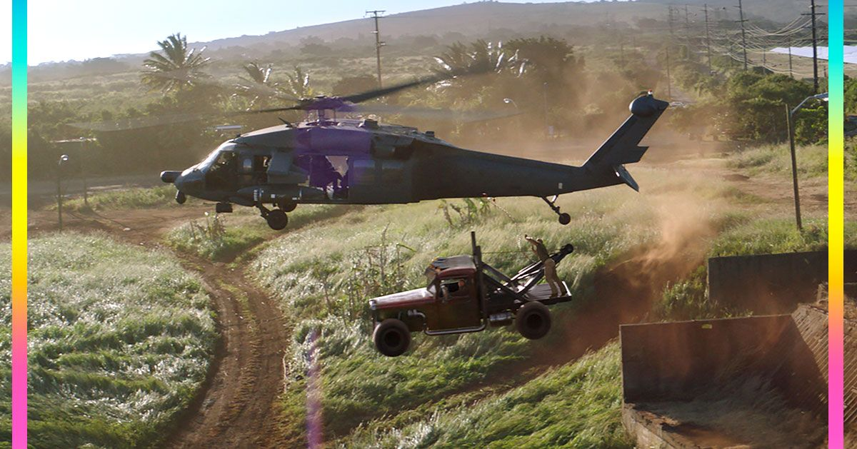 Getting to Know Fred North, the Helicopter Influencer Behind the Fast & Furious Franchise