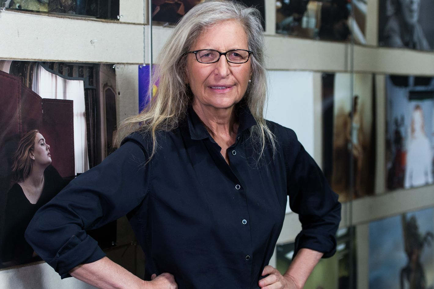 Annie Leibovitz Unveiled An Impressive Series Of Portraits Featuring Notable Women