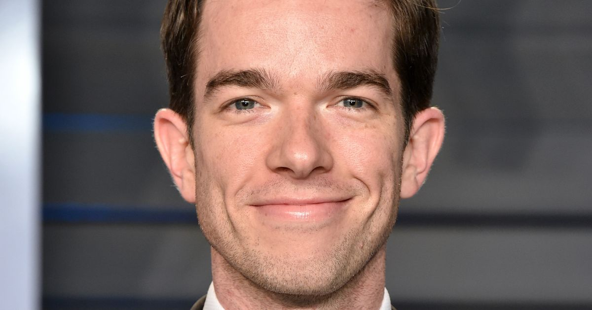 John Mulaney Tried, Failed to Have a Goth Phase