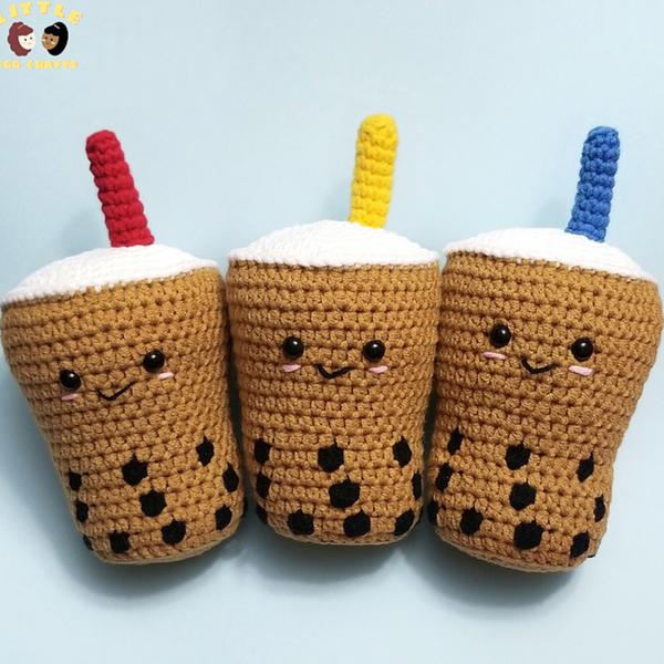 Crochet Boba