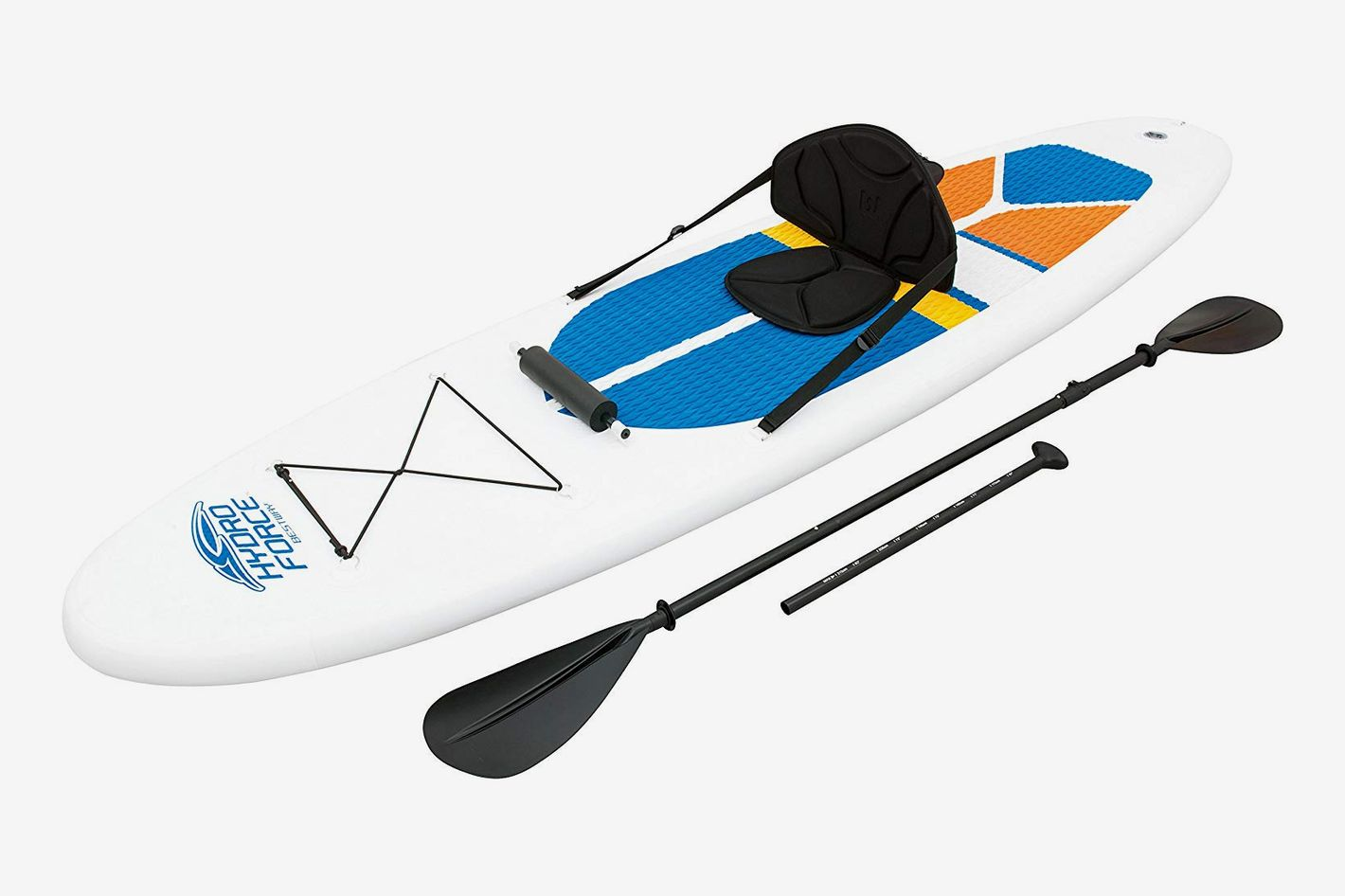 Bestway Hydro-Force White Cap Inflatable Stand Up Paddle Board & Kayak