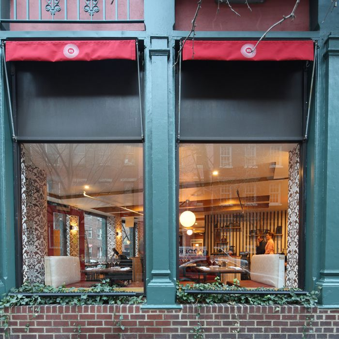 The restaurant opened less than two months after Hurricane Sandy.