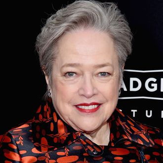 Kathy Bates Warned Not...