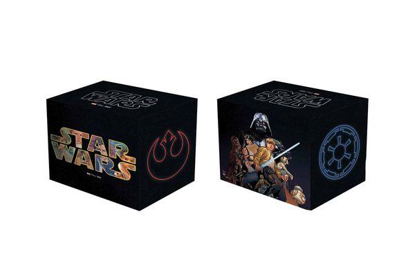 Comic Book Adaptation Box Set