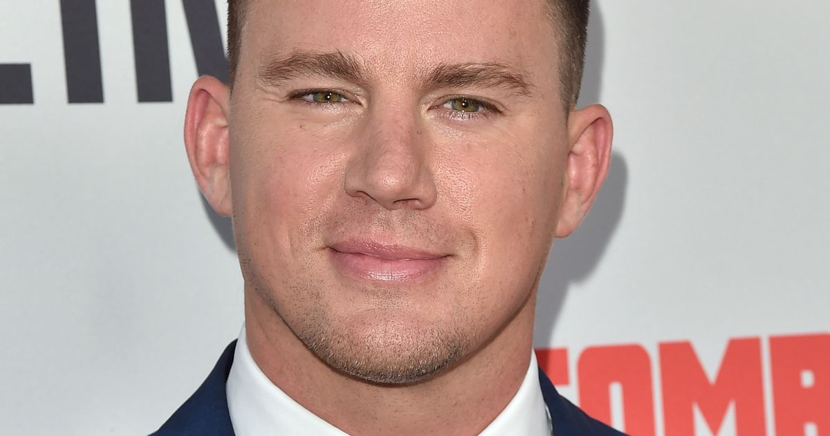 Channing Tatum Physically Incapable of Not Breaking Out Into Dance