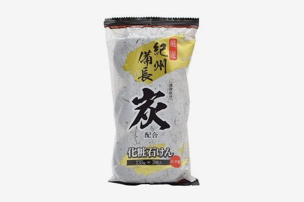 Sumi Haigou Charcoal Soap (3 Bars)