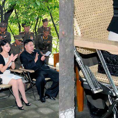 Kim Jong-un wears Dickies.