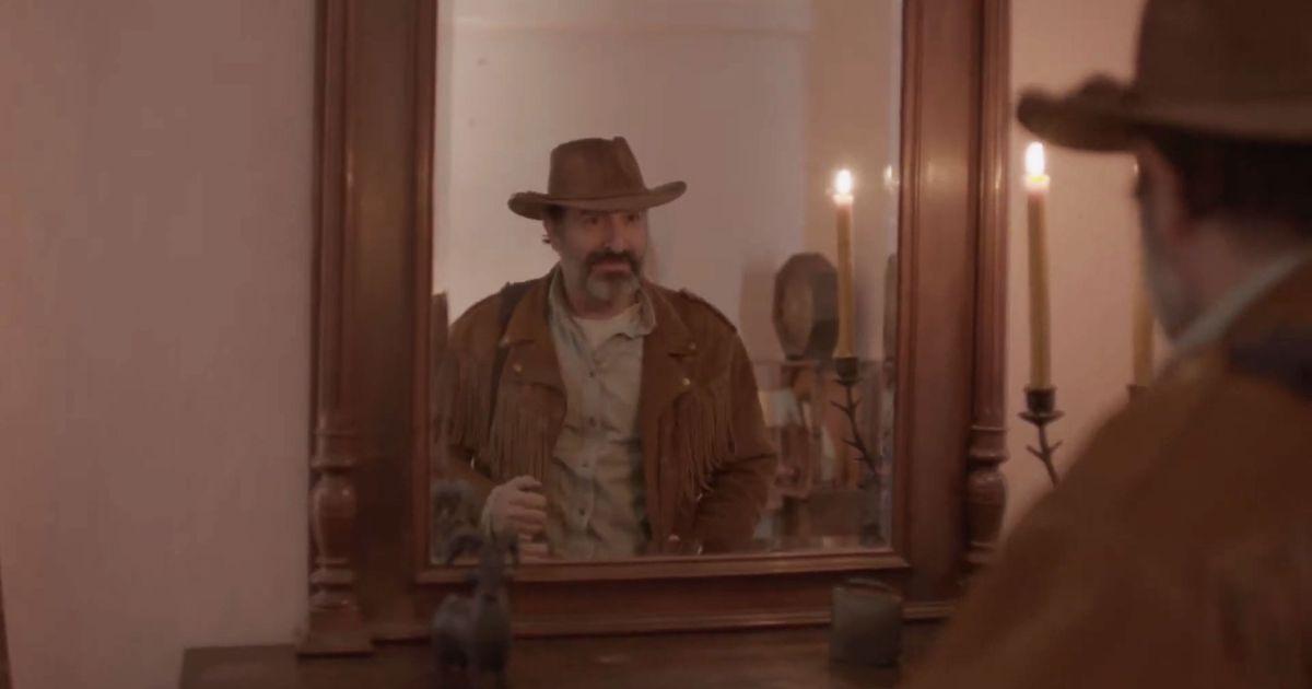 Deerskin Trailer See Jean Dujardin S Killer Jacket Movie Deerskin