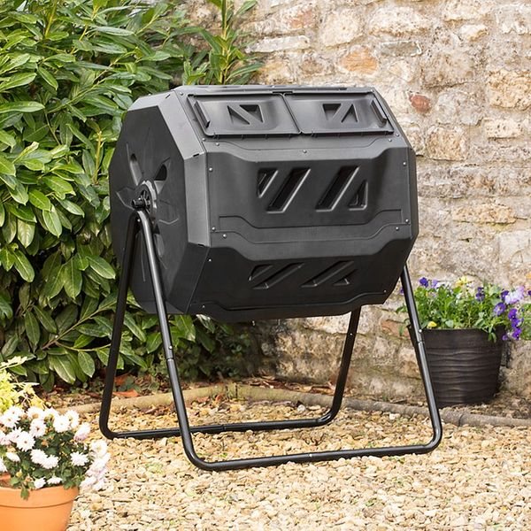 Garden Grow Rotating Composter (160L)
