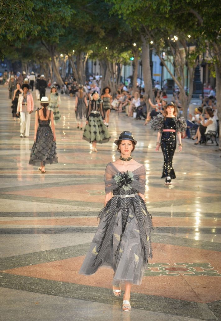 Everything to Know About Chanel's Cuba Resort 2017 Show