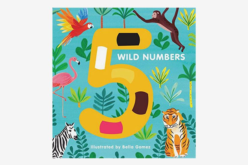 """5 Wild Numbers"" by Bella Gomez"