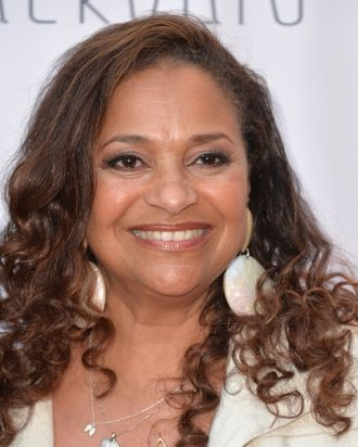 LOS ANGELES, CA - MAY 13: Actress Debbie Allen arrives to The Geffen Playhouse's Annual