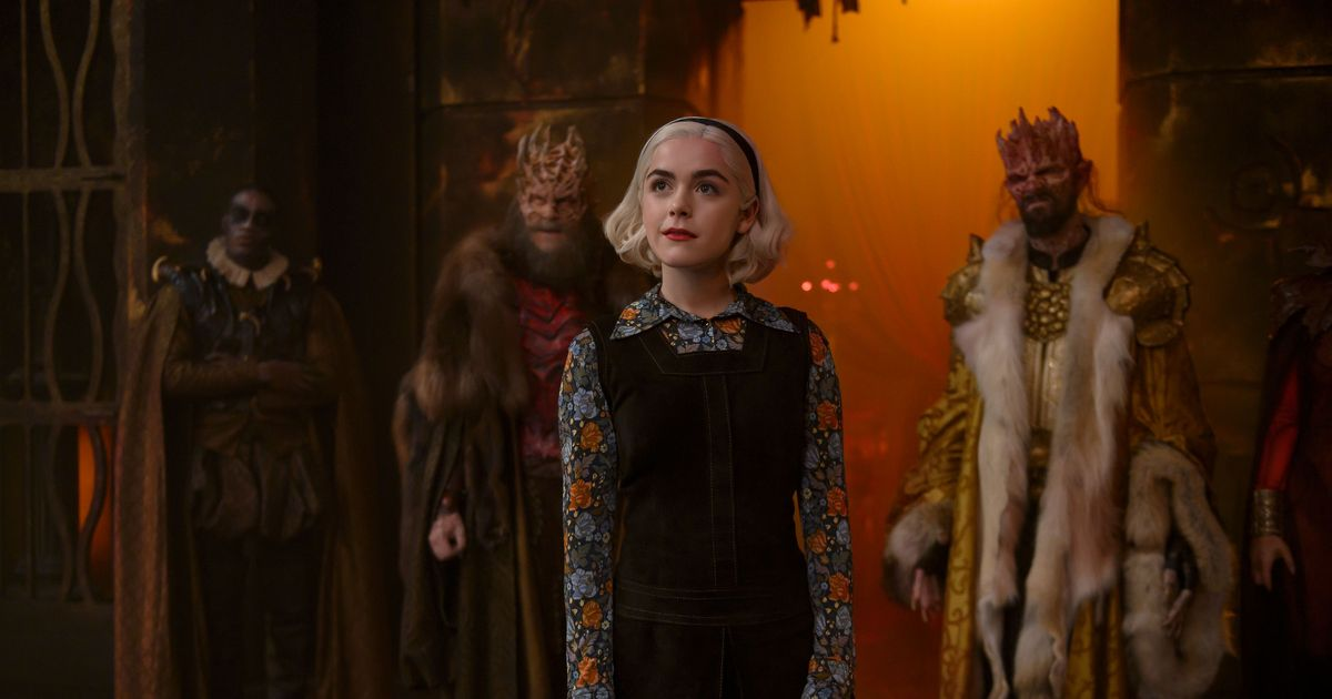 Chilling Adventures of Sabrina Recap: Bow Down, Witches