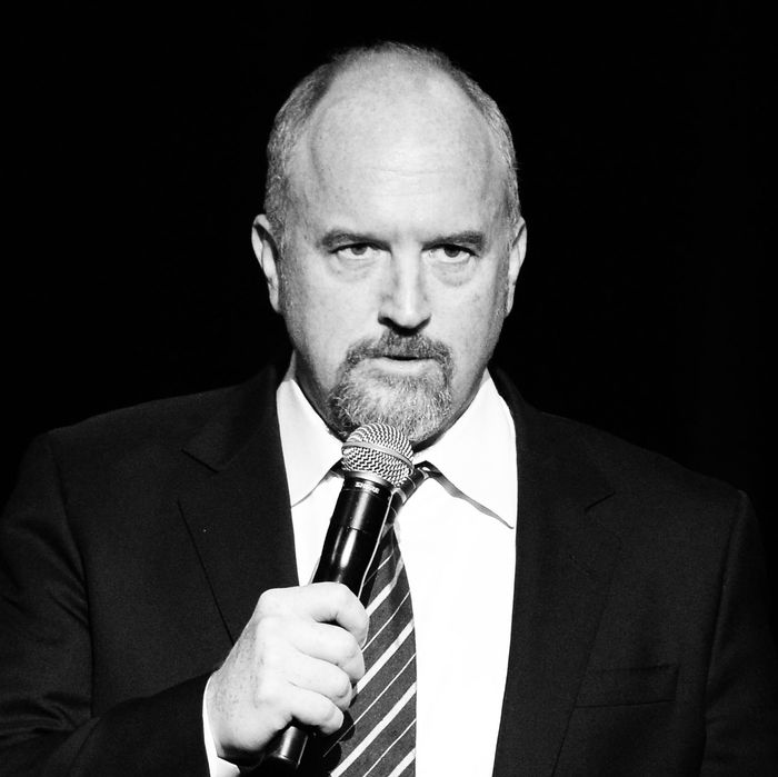 What Did We Expect From Louis C K S Comeback Set