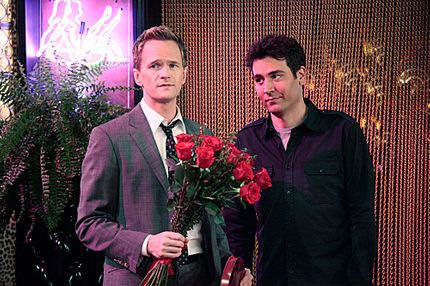 """Karma"" --  Ted (Josh Radnor) goes out with and Barney (Neil Patrick Harris) while he continues to pursue Quinn, even after learning she is a stripper, on HOW I MET YOUR MOTHER, Monday, Feb. 27 (8:00-8:30 PM, ET/PT) on the CBS Television Network."