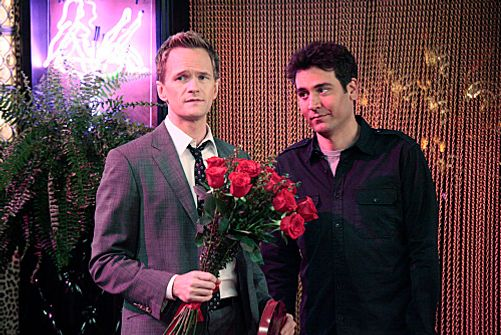 "√¢¬?¬?Karma"" --  Ted (Josh Radnor) goes out with and Barney (Neil Patrick Harris) while he continues to pursue Quinn, even after learning she is a stripper, on HOW I MET YOUR MOTHER, Monday, Feb. 27 (8:00-8:30 PM, ET/PT) on the CBS Television Network. Photo: Richard Cartwright/FOX √?¬©2012 FOX Television. All Rights Reserved."