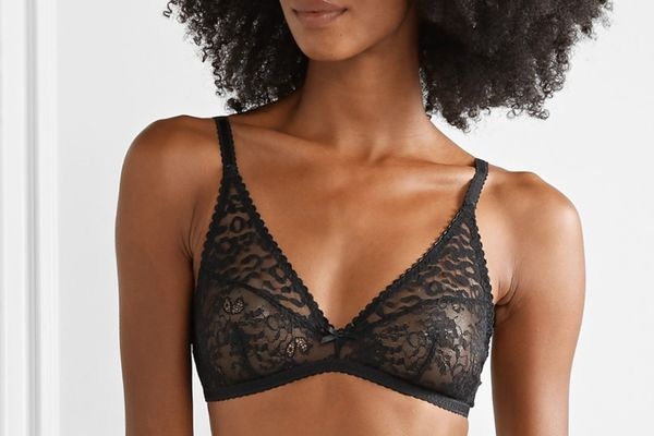 Stella McCartney Ruby Roaring Triangle Bra