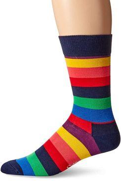 Happy Socks Bright Stripe Socks