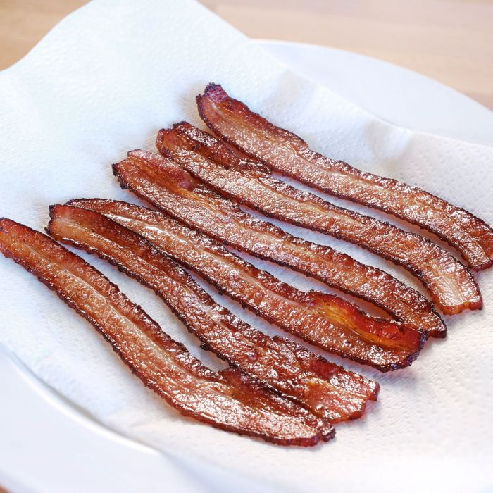 It's been real, bacon.