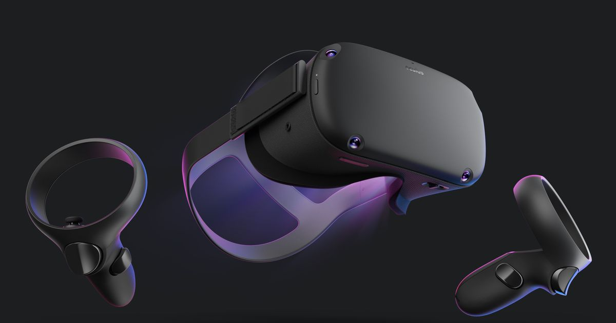 The Oculus Quest Is the Nintendo Switch of VR
