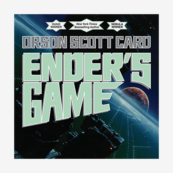 'Ender's Game,' by Orson Scott Card