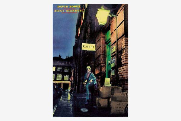 Ziggy Stardust David Bowie Maxi Poster