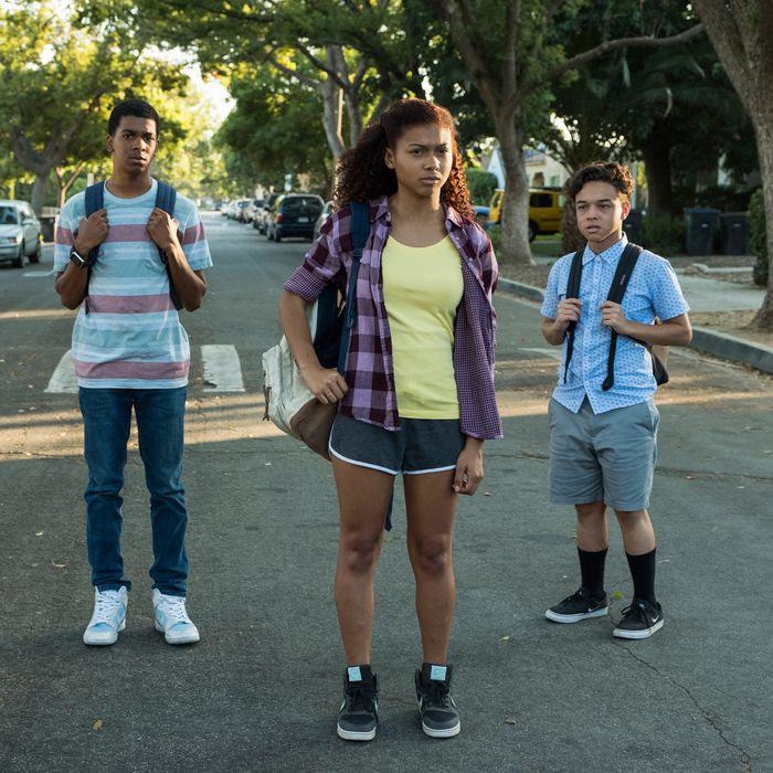 aade4b2989f On My Block Is a Remarkable Coming-of-Age Story
