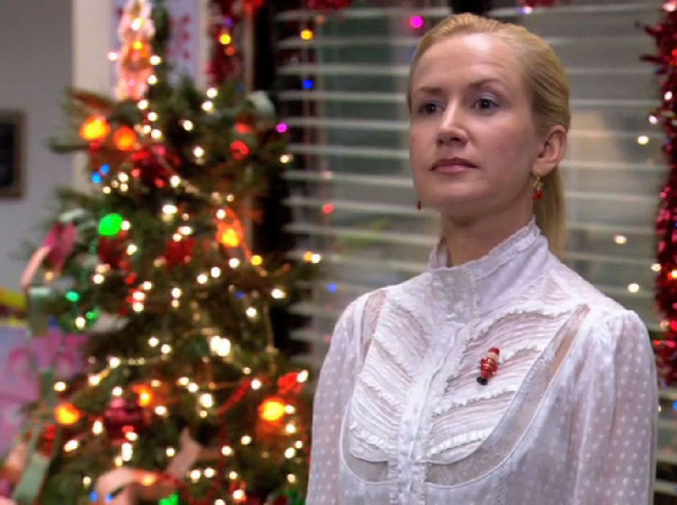 Angelas The Office Xmas Parties Real Vs Fake Vulture